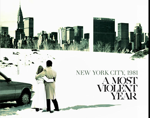 A Most Violent Year Blu-ray