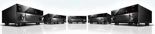 Yamaha AVENTAGE Network AV Receivers