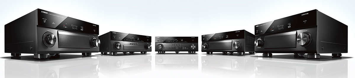 AVENTAGE Network AV Receivers
