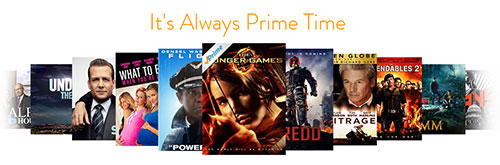 Amazon Fire TV Primetime