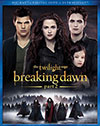 Breaking Dawn - Part 2 Blu-ray