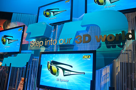 It's a 3D World