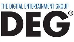 The Digital Entertainment Group Logo