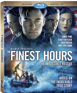 THE FINEST HOURS Logo