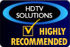 HDTV Highly Recommended