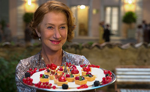 The Hundred-Foot Journey Blu-ray