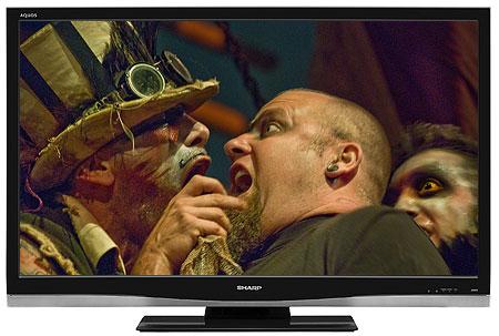 Sharp AQUOS LC-37D64U LCD HDTV Review