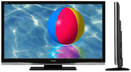 Sharp Aquos Lc 37d64u Lcd Hdtv Review