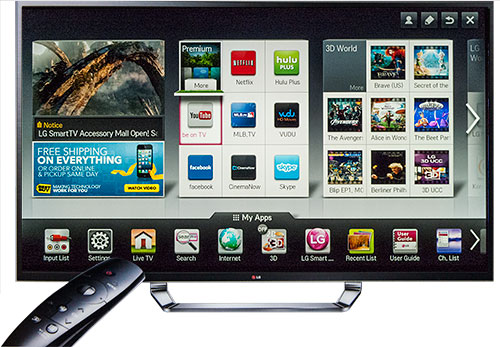 Lg 84lm9600 Ultrahd Tv Hands On Preview