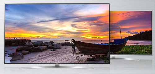 LG 2016 LED HDR Ultra HD TVs