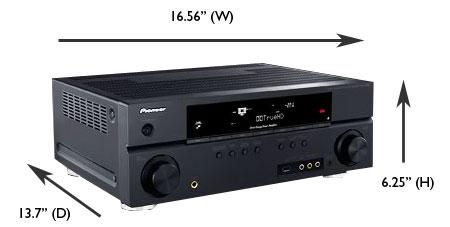 pioneer receiver remote manual