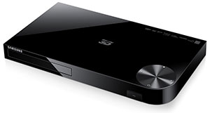 Samsung BD-H6500 Blu-ray Player