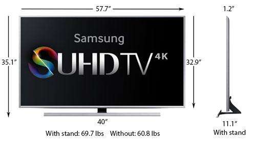 Samsung UN65JS8500 TV Review Page 2