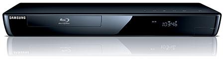 Samsung BD-P3600 Blu-ray Player Review