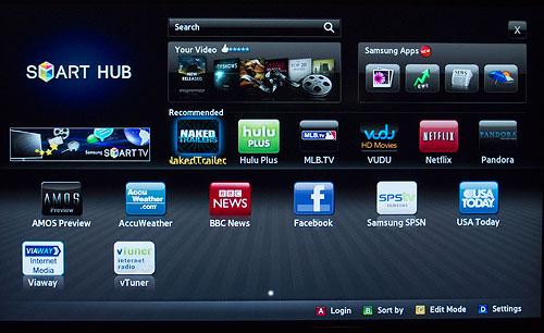 Samsung HW-D7000 A/V Receiver & Blu-ray Player