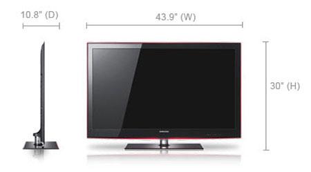 samsung tv 36 inch. samsung un46b6000 tv 36 inch