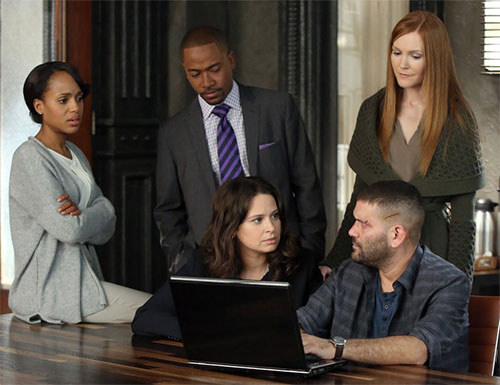 Scandal: Season 2 DVD