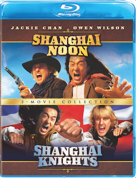 Shanghai Double Feature Blu-ray
