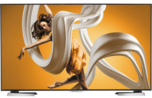 Sharp AQUOS LC-60UD27U 4K Smart LED TV