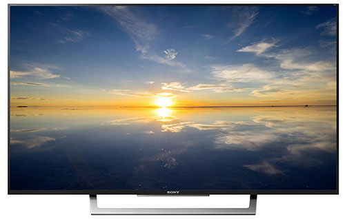 Sony XBR-X800D UltraHD TV