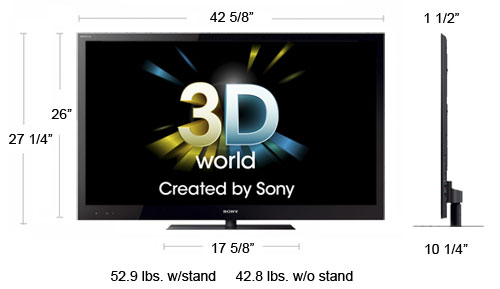 sony bravia xbr 46hx929 lcd 3d tv review 2 rh hdtvsolutions com Sony DVD Recorder User Manual Sony DVD Recorder User Manual