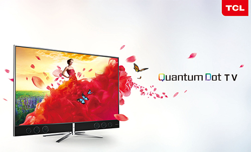 TCL Quantum Dot Ultra HD TV