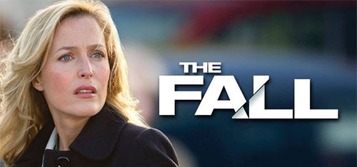 The Fall:Series 1 DVD