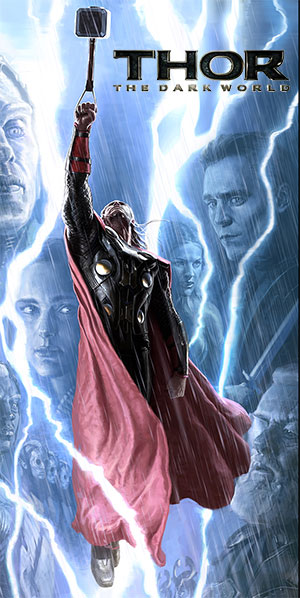 Thor: The Dark World Blu-ray Review
