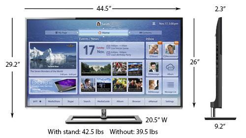 Toshiba-50L7300U TV Review Page 2