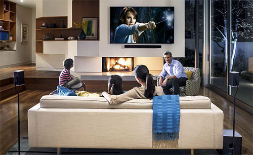 The Extra Two Inch Length Of Sb4051 S Sound Bar Makes This Model A Better Match To Tv Larger Than 42 Inches Though If You Rewarded Yourself With