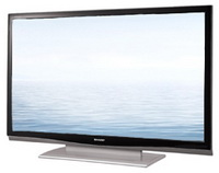 Sharp AQUOS LC-C6554U LCD TV
