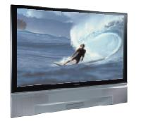 Mitsubishi WD-62327 Projection TV