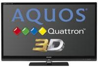 Sharp AQUOS LC-60LE835U LCD TV