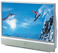 Zenith E44W46LCD Projection TV