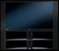 Hitachi 55VF820 Projection TV