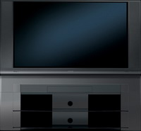 Hitachi 42V715 Projection TV